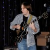 Border hassles can't stop young bluesman