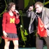 Meat Loaf recovering from stage collapse