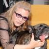 EXCLUSIVE: Carrie Fisher's dog loves Milk Bones