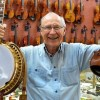 Thieves try to sell Alfie Myhre back his own instruments
