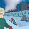 LITERATURE: 40 Below an Edmonton winter experience