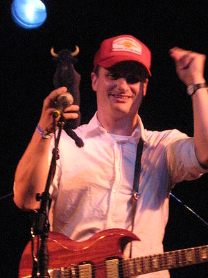 Jim Bryson performing on June 7 2007 at NXNE f...
