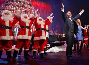 Singing Christmas Tree Edmonton.Ruben Studdard The Star On City S Singing Christmas Tree
