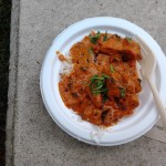 Khazan's butter-chicken-in-a-tent was tasty.