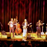 Steve Martin and the Steep Canyon Rangers entertained the crowd at the Jubilee Auditorium on Sunday night.