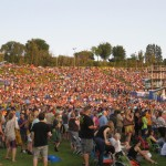 Crowd on the hill 2012