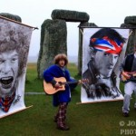 In the alternate time-line, they came up with 'Stonehenge'