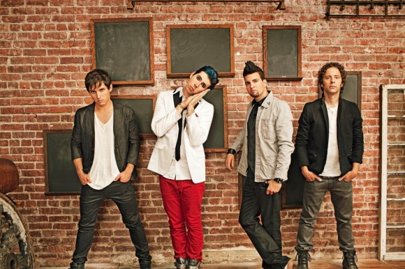 how to write a pop song marianas trench one love