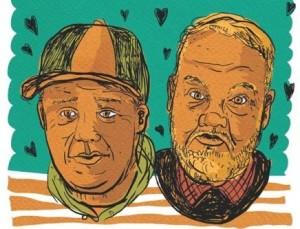 GigCity Edmonton Craig Martell and Jon Mick