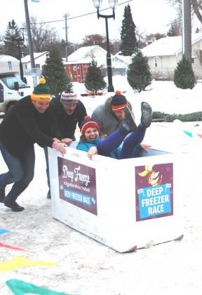 GigCity Edmonton Deep Freeze