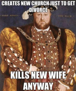 GigCity Edmonton Henry VIII meme