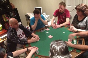 GigCity Edmonton Poker comics