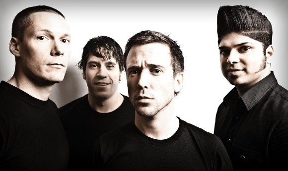 GigCity Edmonton Billy Talent