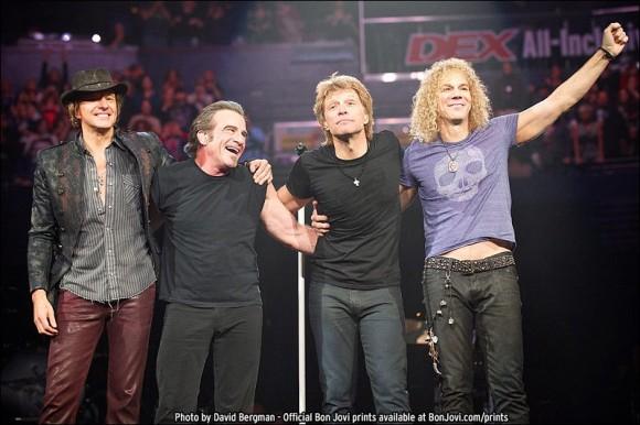 GigCIty Edmonton Bon Jovi