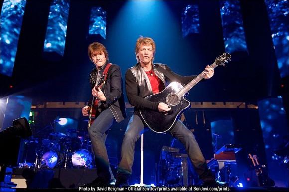 GigCity Edmonton Bon Jovi Richie Sambora