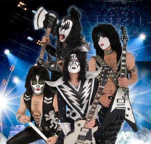 GigCIty Edmonton Kiss