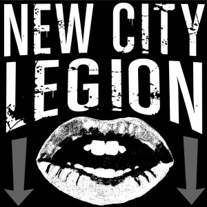 New City Legion logo lips