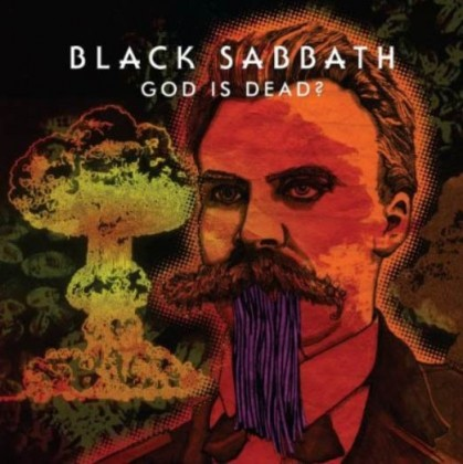 GigCity Edmonton God is Dead Black Sabbath