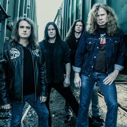 GigCity Edmonton Megadeth