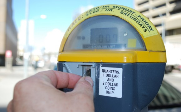 Parking Meter Fairy GigCity Edmonton