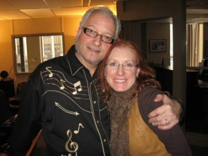 GigCity Edmonton Fred Larose and Crystal Plamondon
