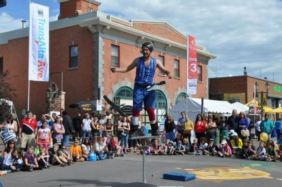 Fringe Edmonton GigCity