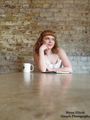 Confessions of a Redheaded Coffeeshop Girl Fringe Edmonton GigCity