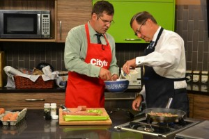 Cooking With Stelmach