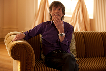 Mick Jagger recalls fond memories of Muscle Shoals