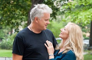 Tim Robbins and Joely Richardson
