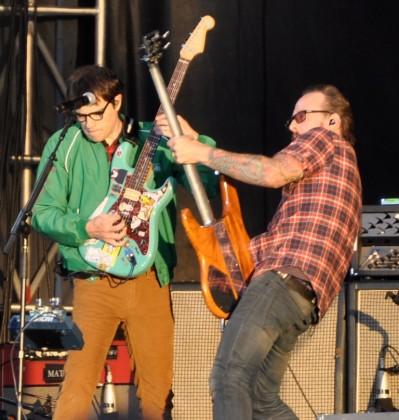 Weezer Sonic Boom GigCity Edmonton