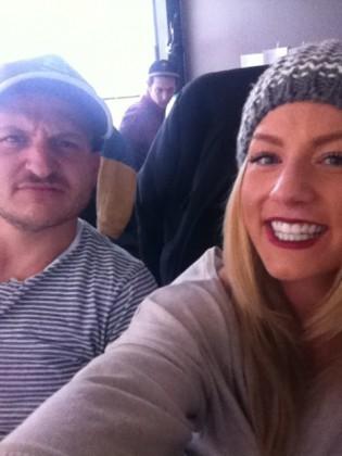 Ryder Travis Lisa Hot 107 GigCity Edmonton