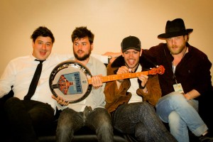Mumford and Sons GigCity Edmonton