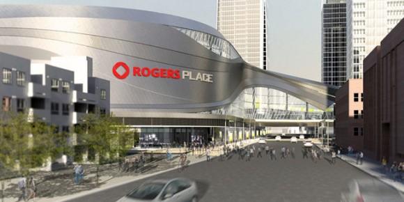 Rogers Place GigCity Edmonton