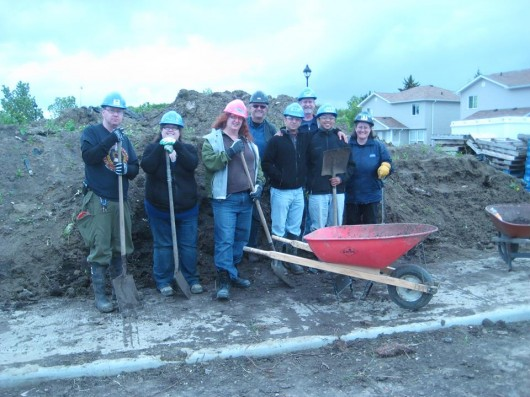 Area atheists volunteer for Habitat for Humanity