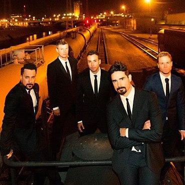 Backstreet Boys GigCity Edmonton