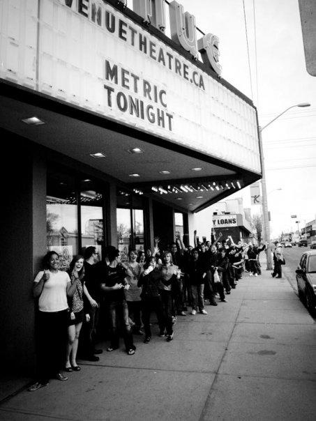Avenue Theatre GigCity Edmonton