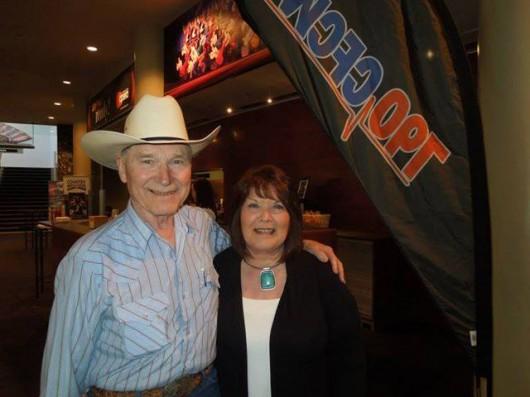 Joyce Smith George Myren GigCity Edmonton