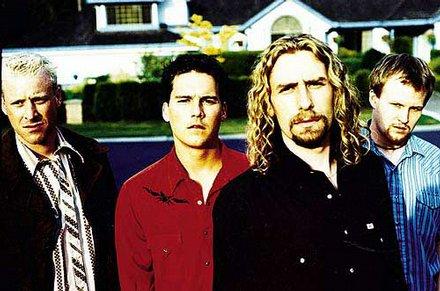 Nickelback 2001 GigCity Edmonton