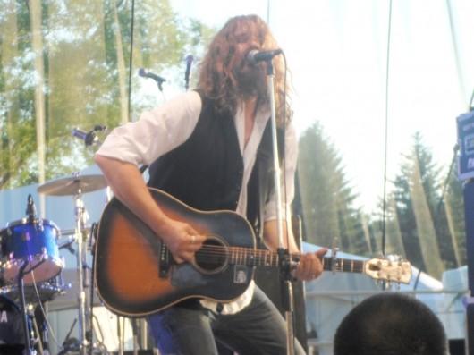 Tom Wilson GigCity Edmonton