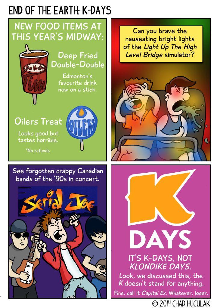 K-Days Edmonton GigCity