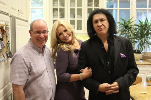 Leslie D Bland, Shannon Tweed, and Gene Simmons in Gone South