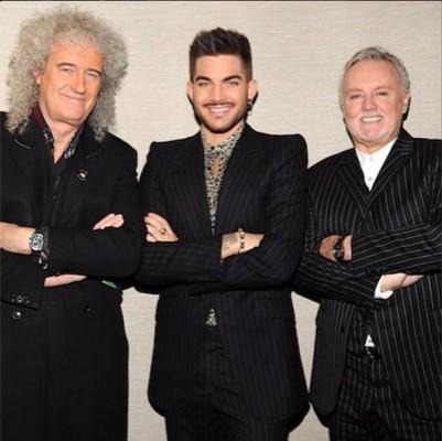 Queen + Adam Lambert GigCity Edmonton