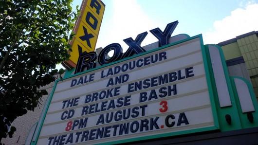 Roxy Theatre GigCity Edmonton