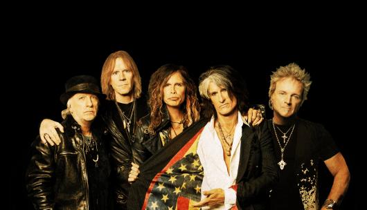 Aerosmith GigCity Edmonton