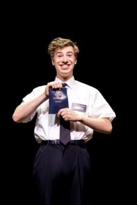 The Book of Mormon GigCity Edmonton