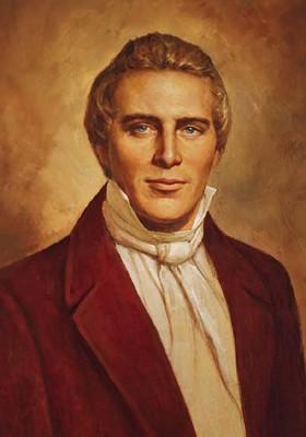 The Book of Mormon Joseph Smith GigCity Edmonton
