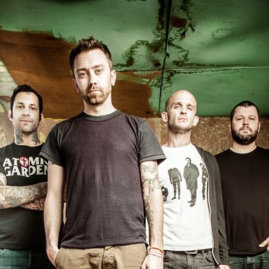 Rise Against GigCity Edmonton
