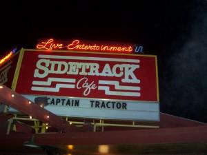 Sidetrack Cafe GigCity Edmonton Dead Venues