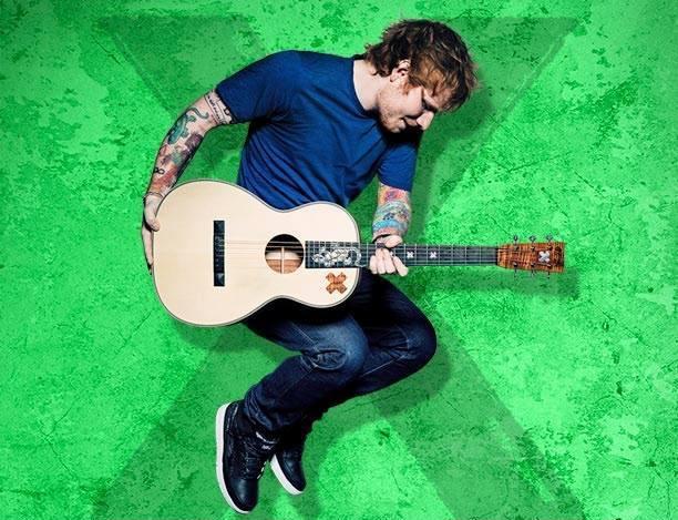 Ed Sheeran GigCity Edmonton